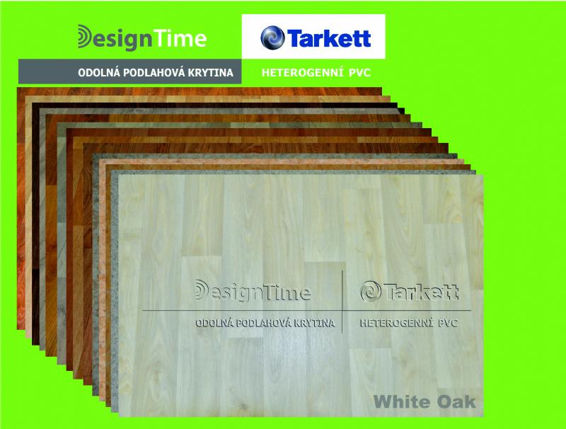 NOVINKA zátěžové PVC DesignTIME 0,7mm
