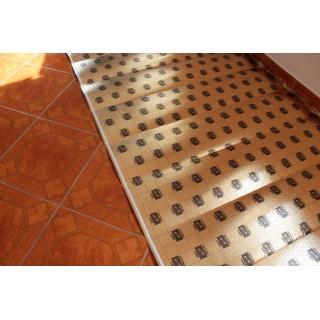 Beton na podlahové topení
